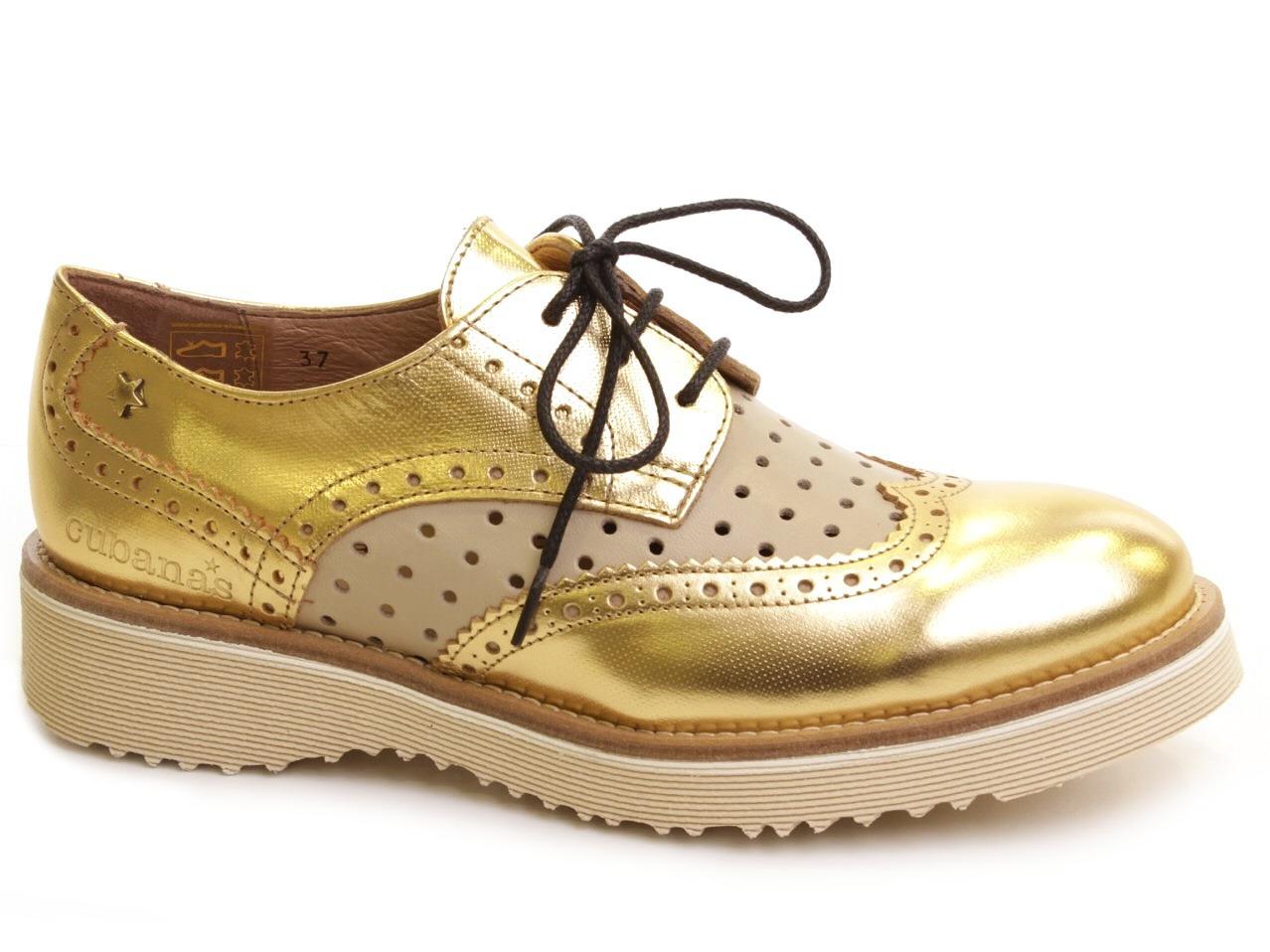 Zapatos Planos, Sabrinas, Mocassins Cubanas - 334 DUNE110
