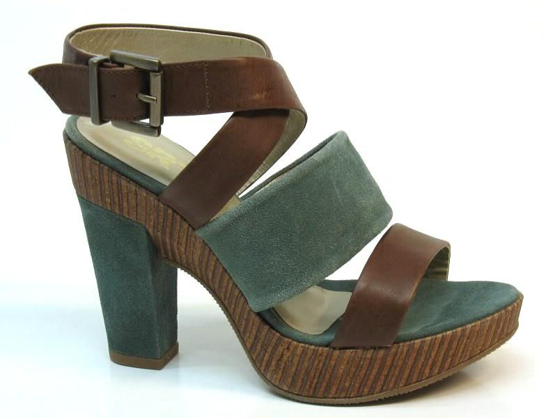 Sandálias de Salto Silvia Rebatto - 019S8520