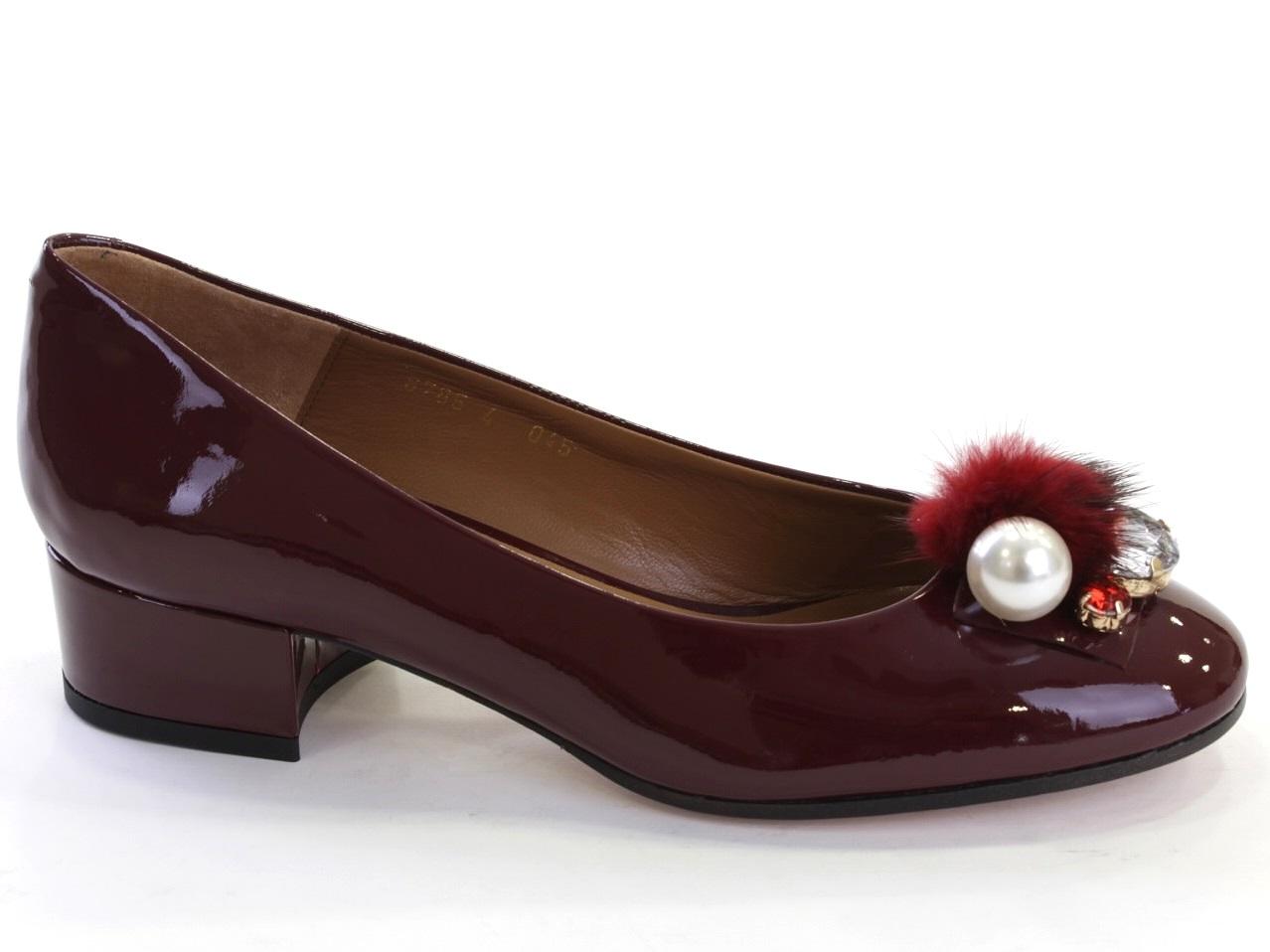 Sapatos de Salto Vannel - 001 8785