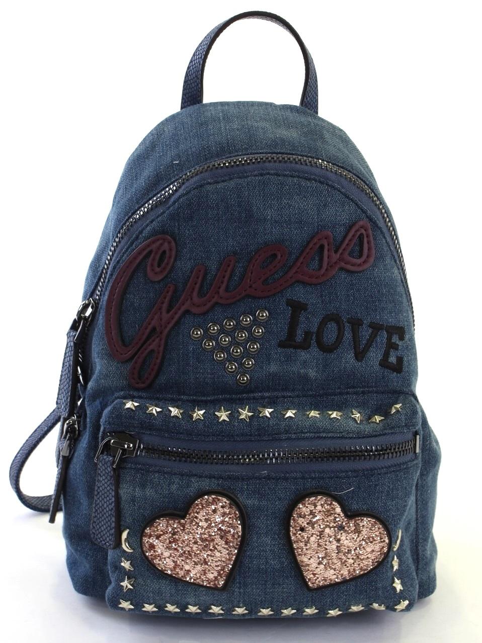Backpack Guess 465 HWED71 09310 Glispe Store