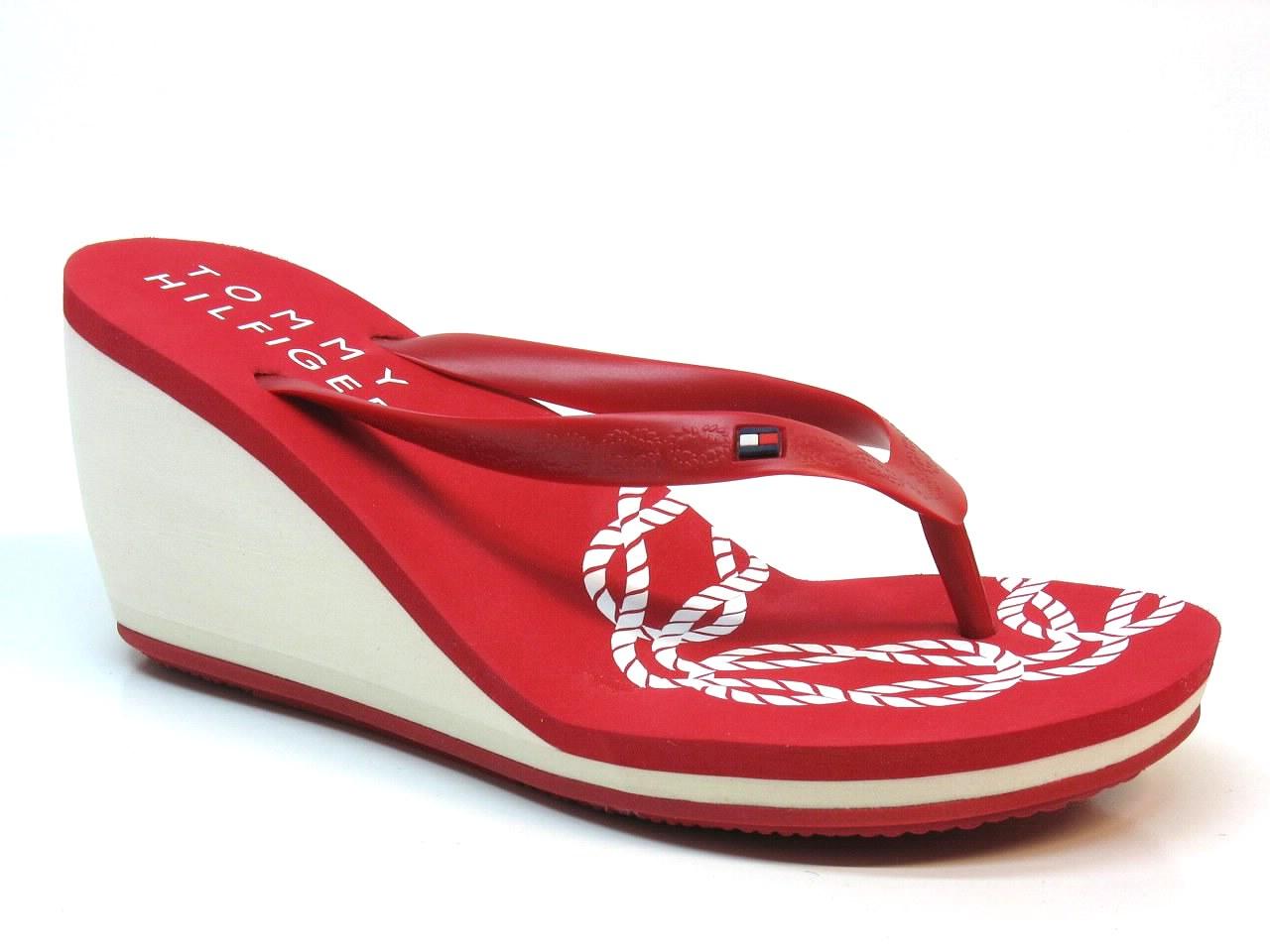 Sandálias de Cunha Tommy Hilfiger - 309 15537