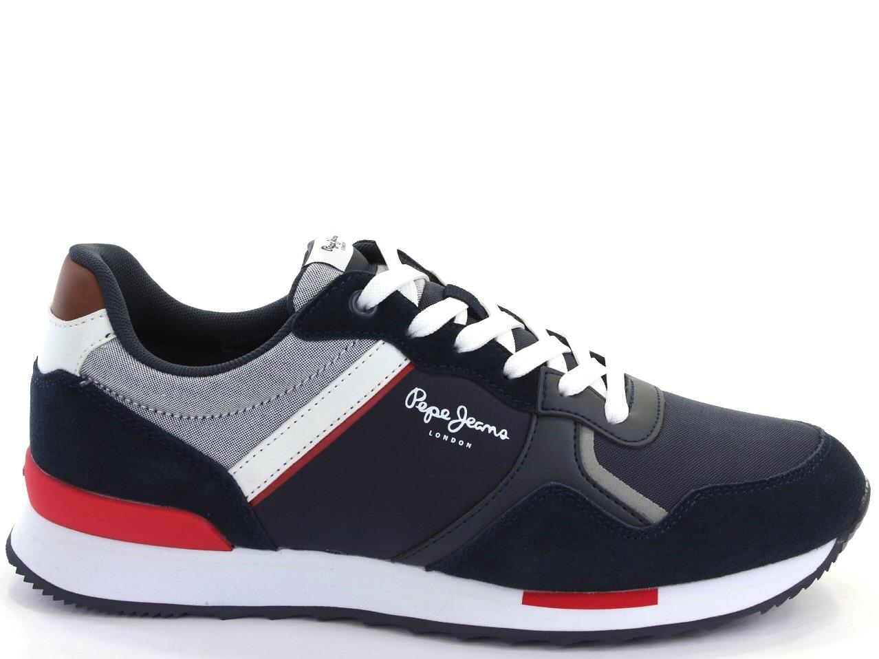 Sneakers, Espadrilles Pepe Jeans - 608 PMS30704