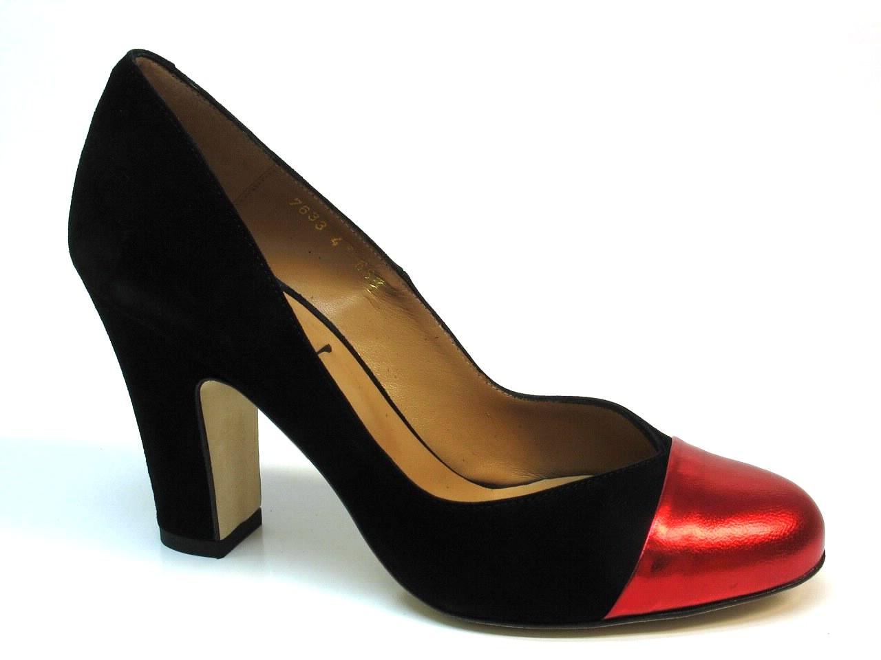 Sapatos de Salto Vannel - 001 7633