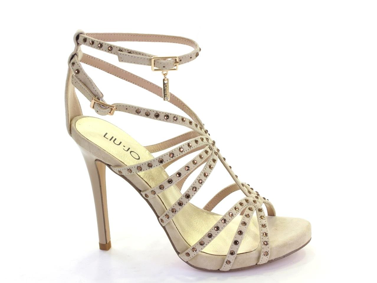 Sandalias de Tacón Liu Jo - 672 S18039 P0021