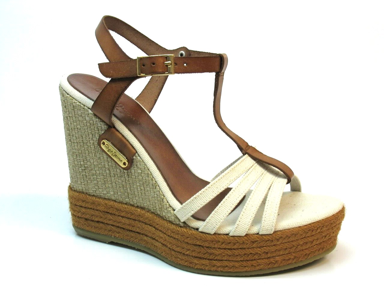 Sandálias de Cunha Pepe Jeans - 608 MLD-272