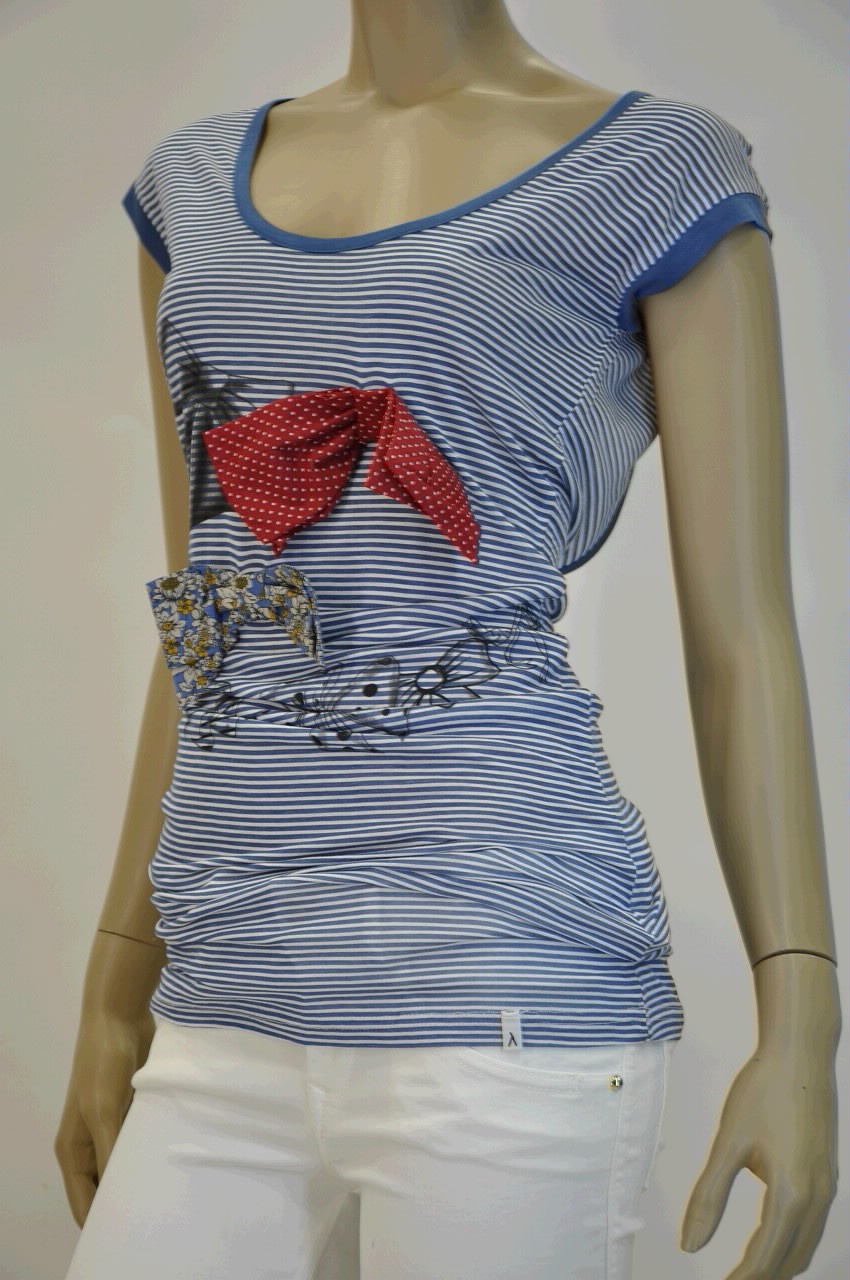 T-shirts, Tops, Túnicas, Blusas Amy Gee - 610M AT5482