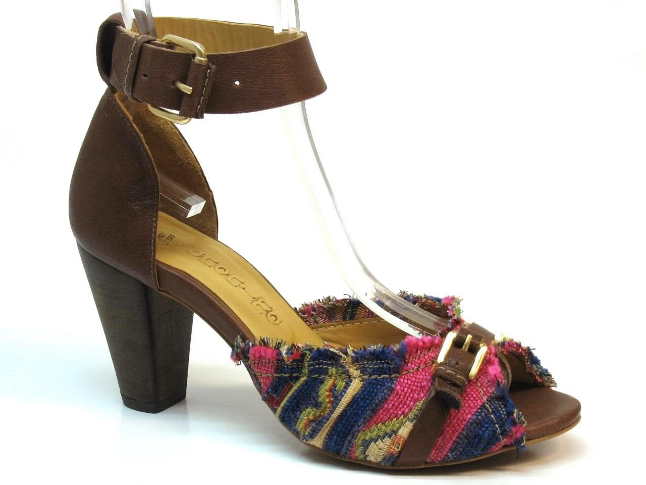 Heel Sandals Anónima - 469 6638