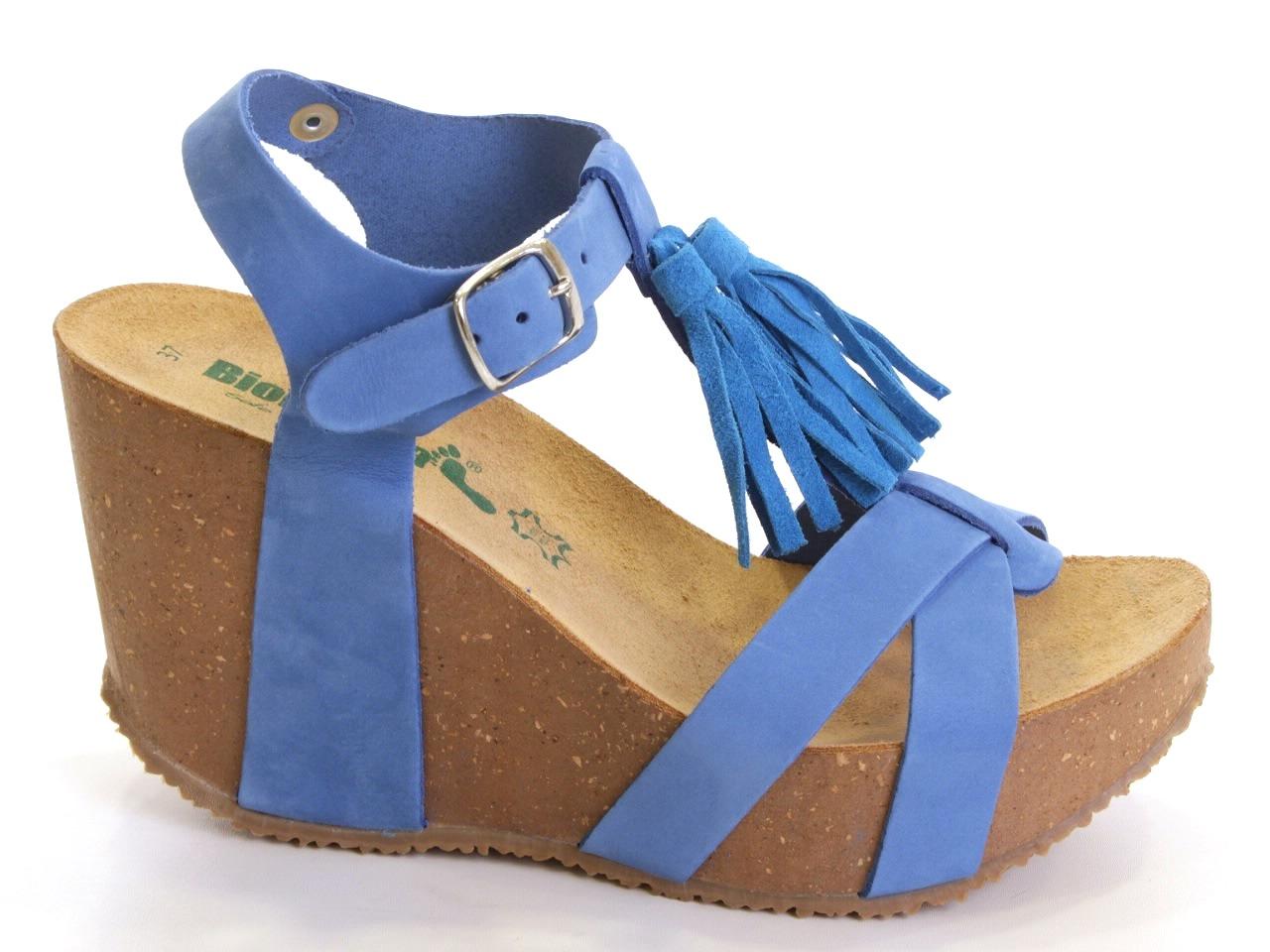 Sandálias de Cunha Bionatura - 328 29 A 733