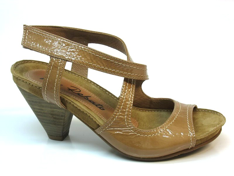 Sandálias de Salto Vera Rebato - 28628416