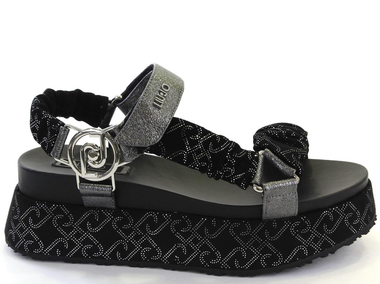 Sandálias de Cunha Liu Jo - 672 SA1081 PX155