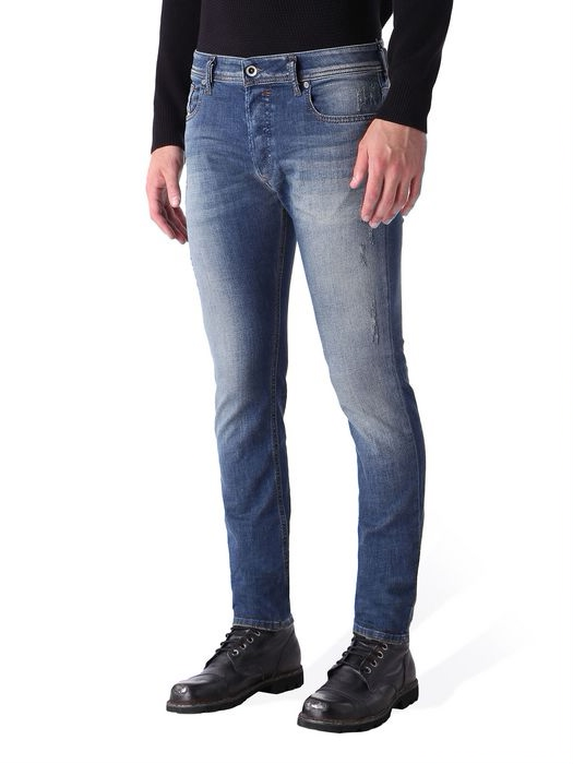 Pants & Jeans Diesel - 390H SLEENKER 084BI
