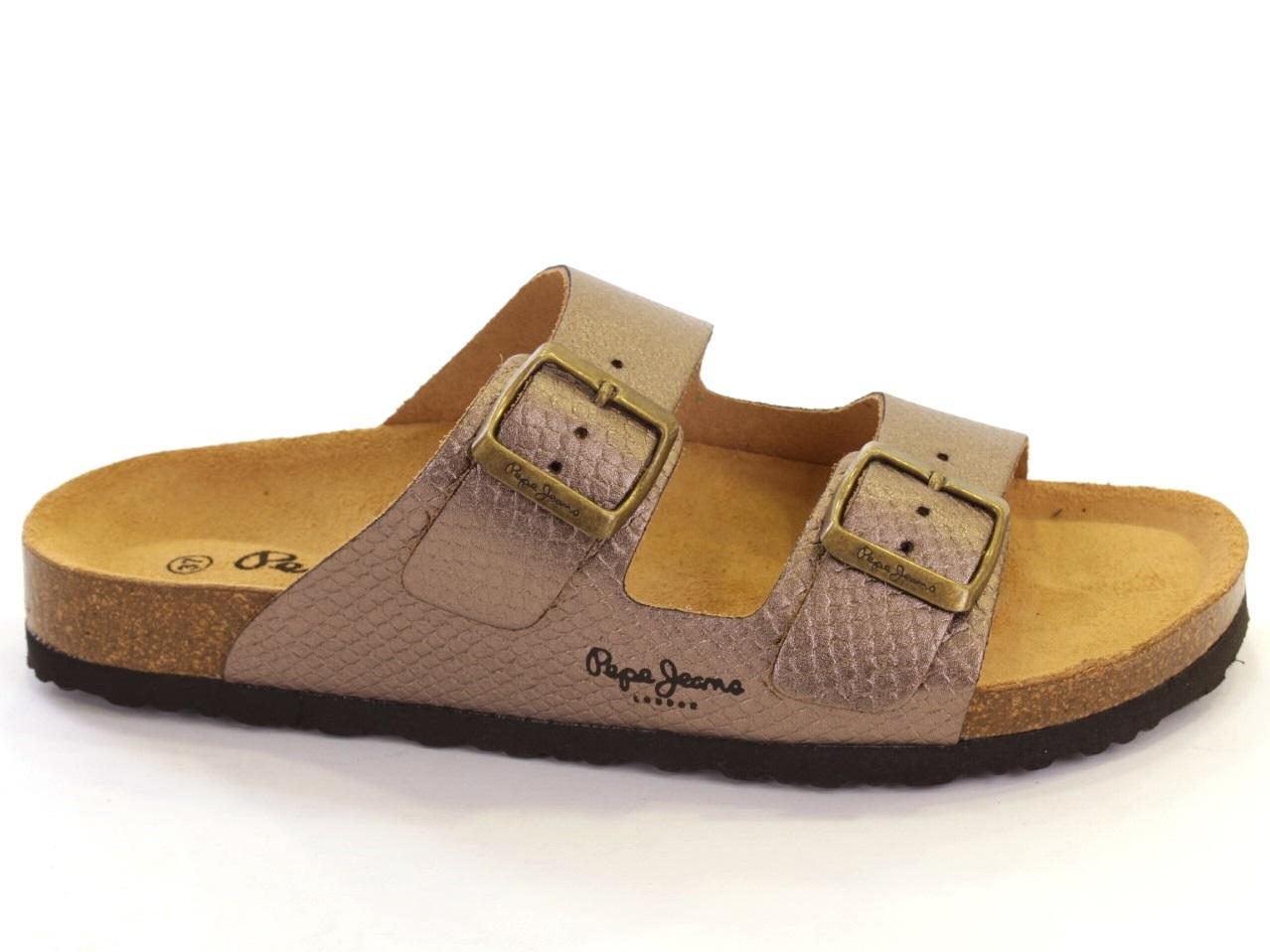 Sandálias Baixas Pepe Jeans - 608 PLS90260