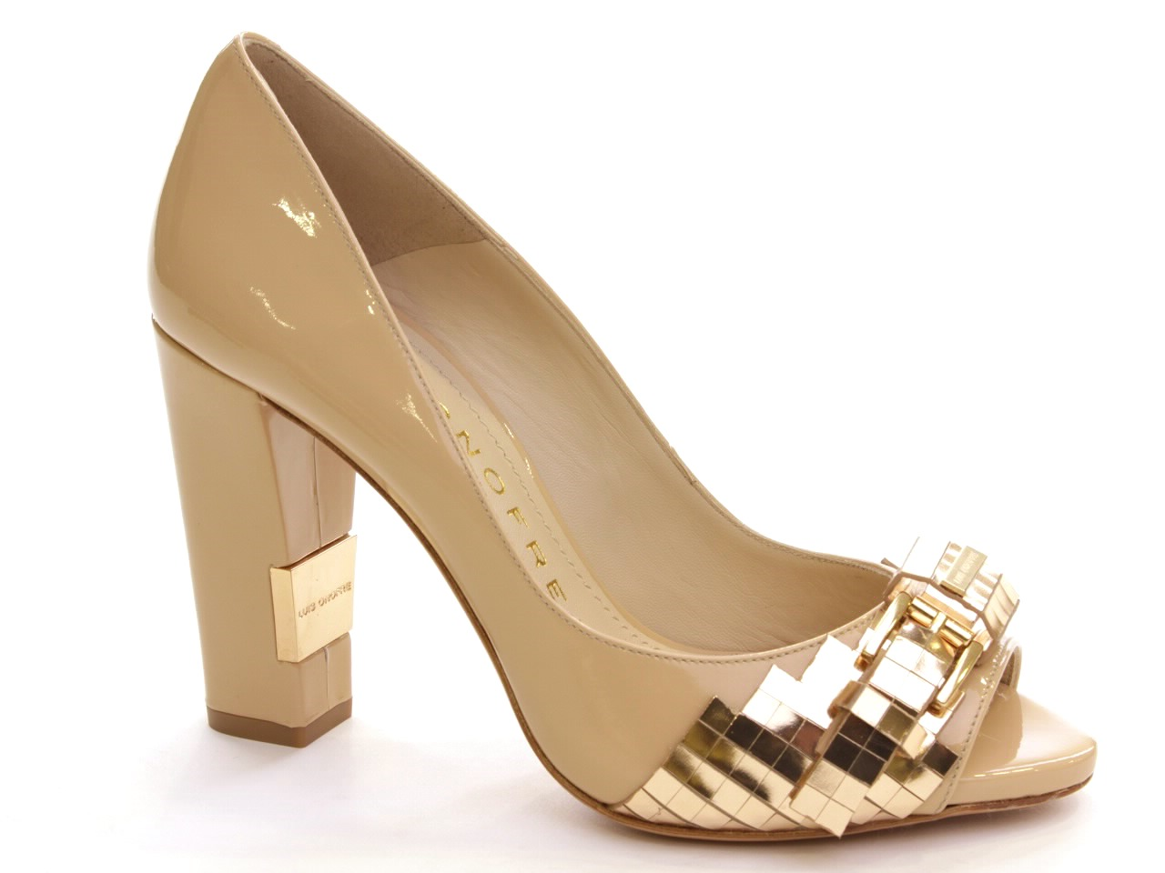 Sapatos de Salto Luis Onofre - 293 2991