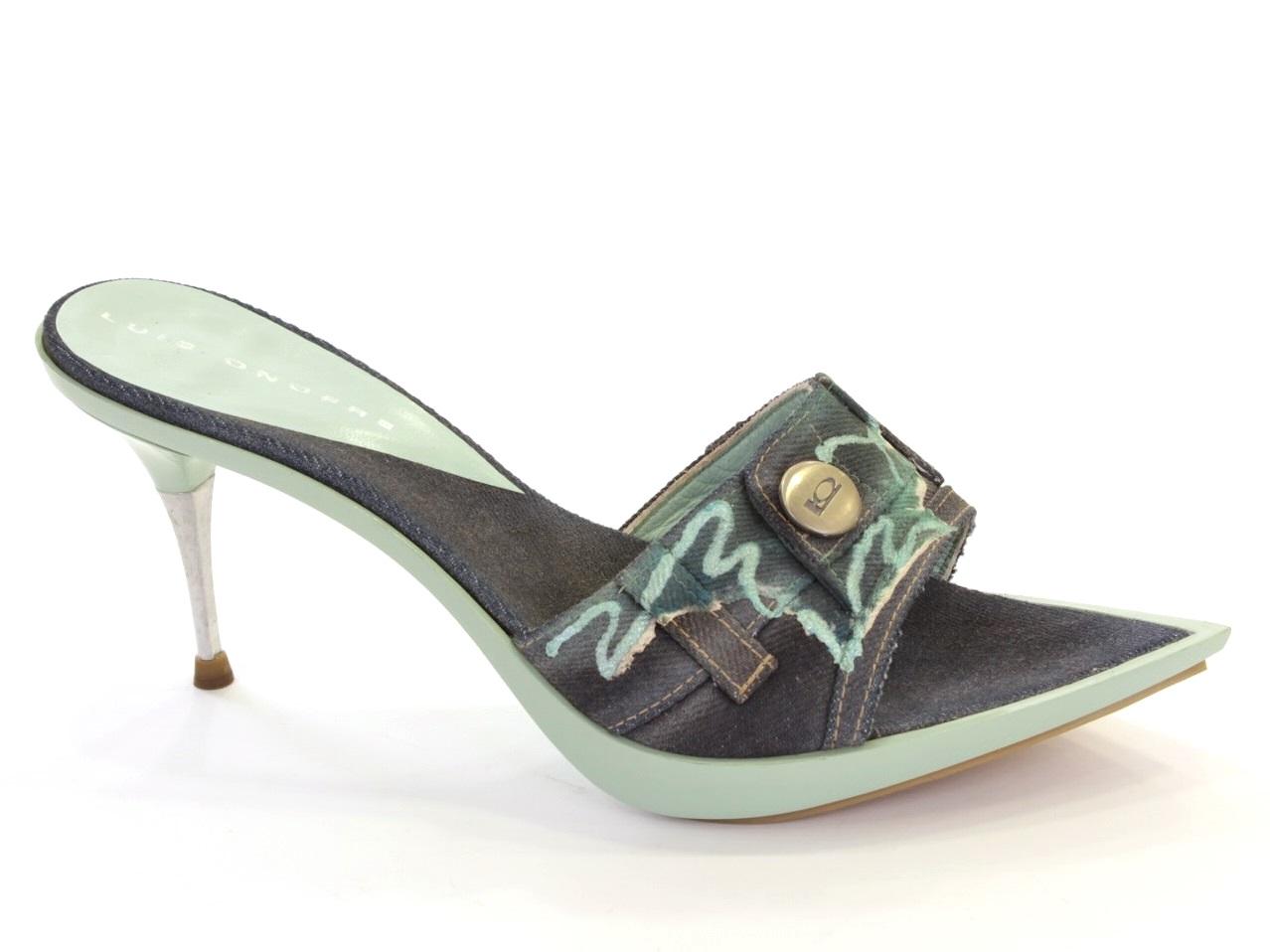Sandálias de Salto Luis Onofre - 2938683