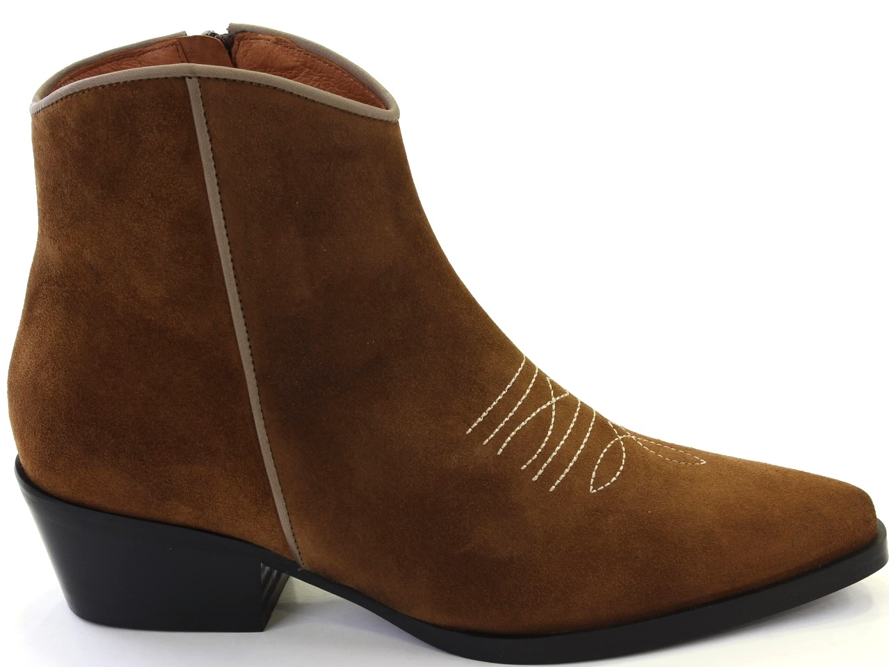 Heel Ankle Boots Sofia Costa - 085 10174