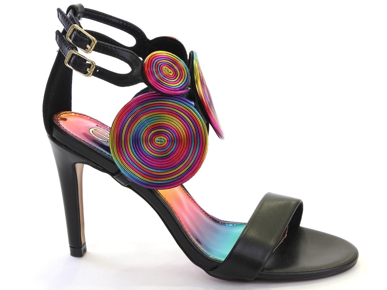 Heel Sandals Exé Shoes - 683 REBECA 911