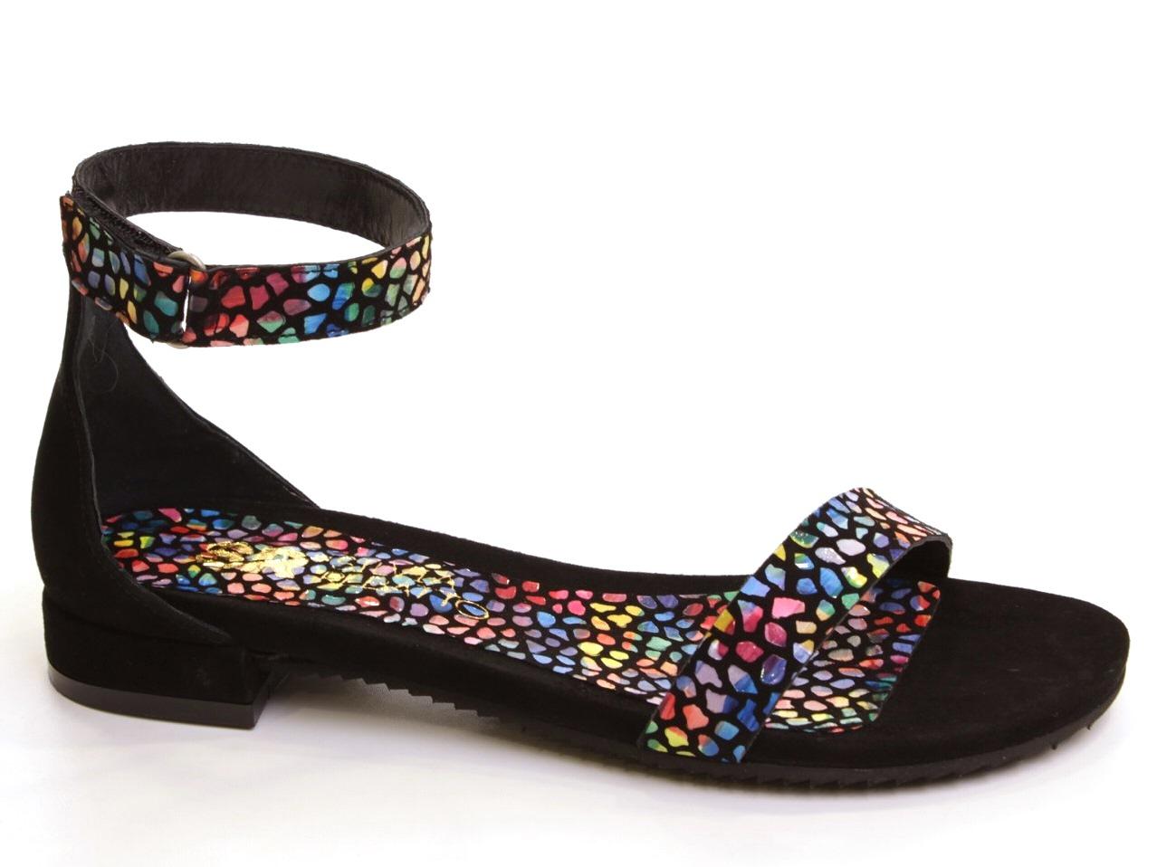 Flat Sandals Silvia Rebatto - 019 S9443