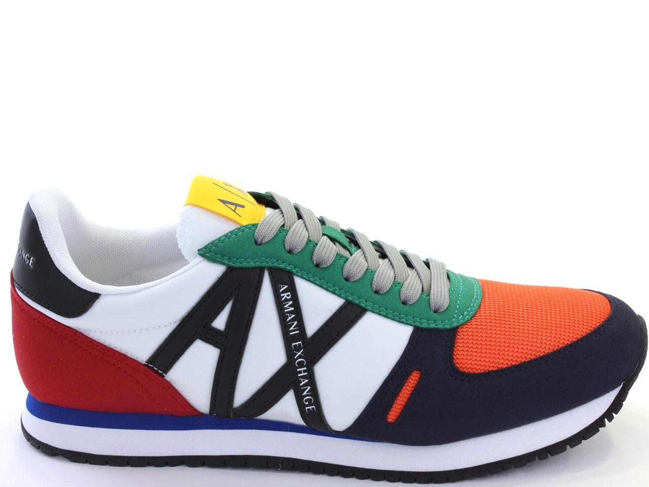 Sneakers Armani Exchange - 529 XUX017 XCC68 K512