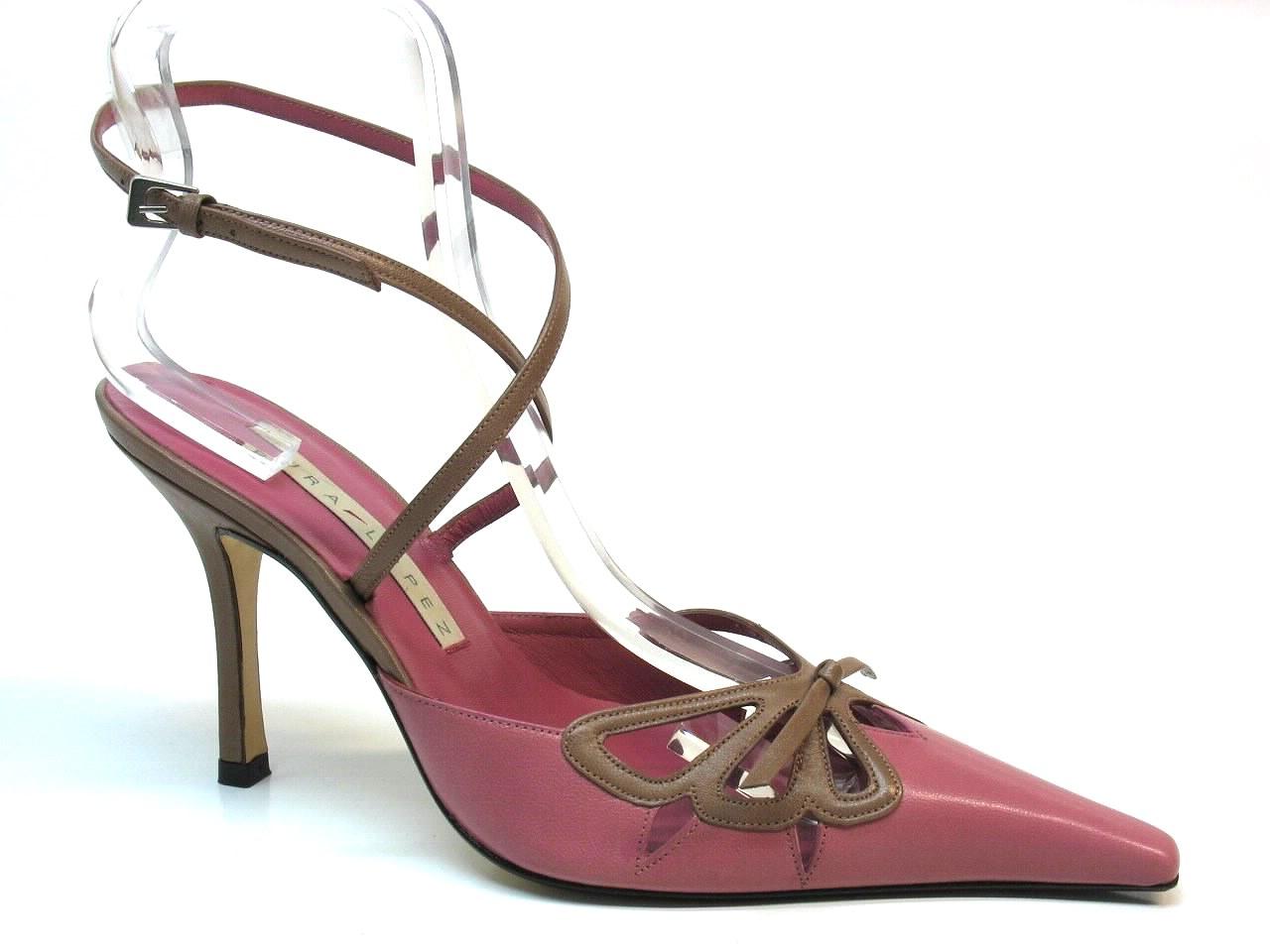 Sandálias de Salto Pura Lopez - 353D020