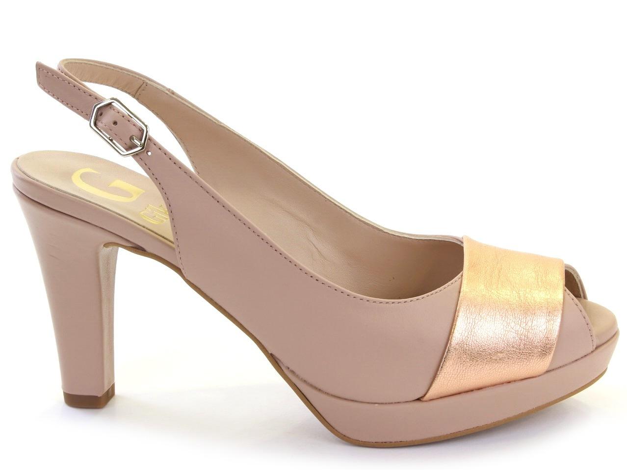 Sandálias de Salto Giko - 476 15800 15
