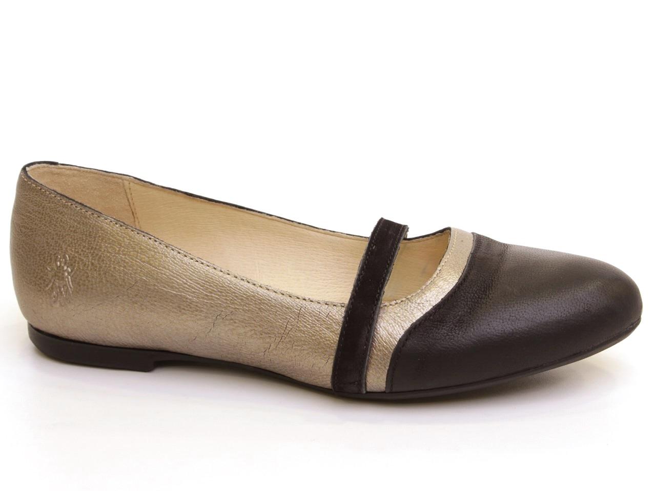 Sapatos Baixos, Sabrinas, Mocassins Fly London - 339 MINO630