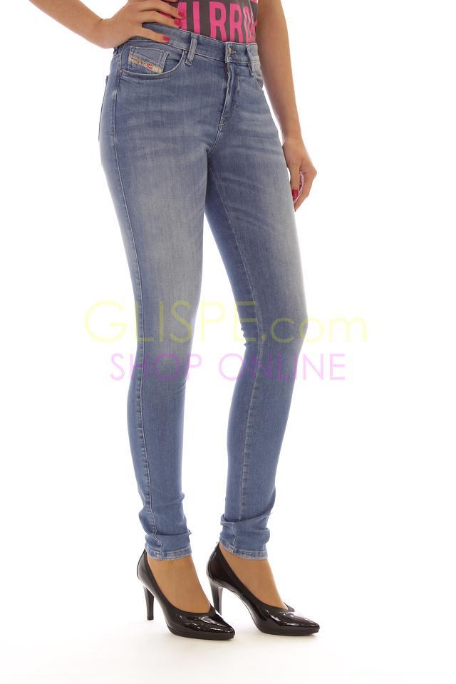Jeans Diesel - 390M SKINZEE 0839P