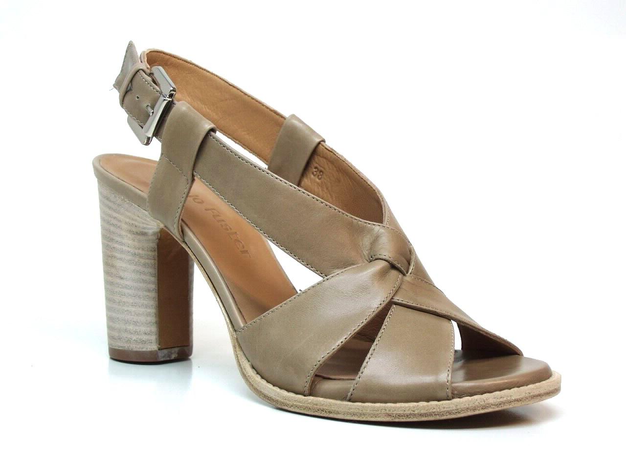 Sandálias de Salto Pablo Fuster - 0129013
