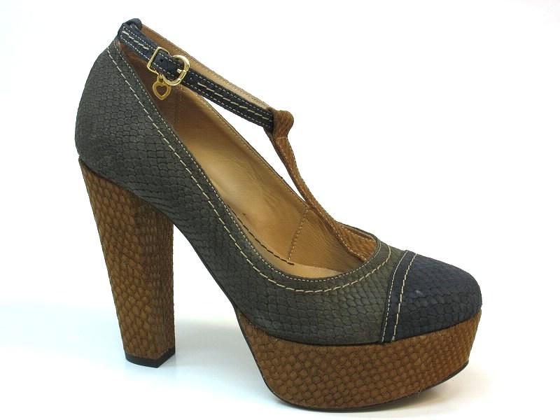 Sapatos de Salto Anónima - 4696544