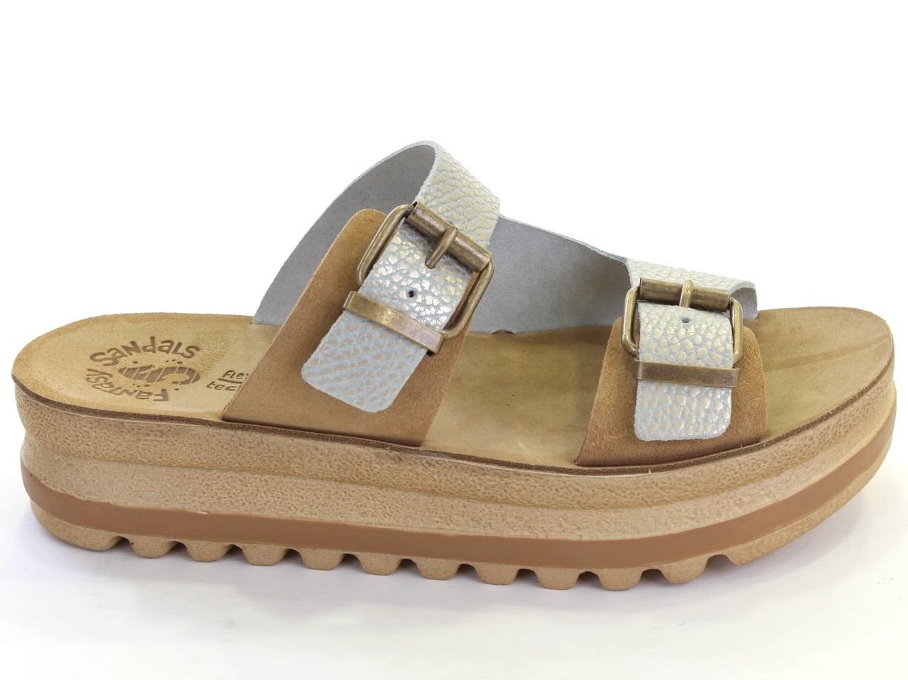 Sandálias Baixas Fantasy Sandals - 662 S102 MALANIE