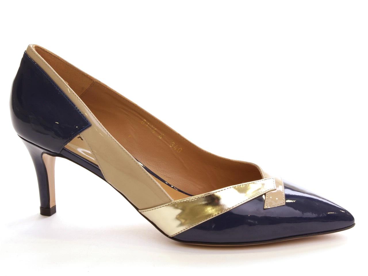 Sapatos de Salto Vannel - 001 8114