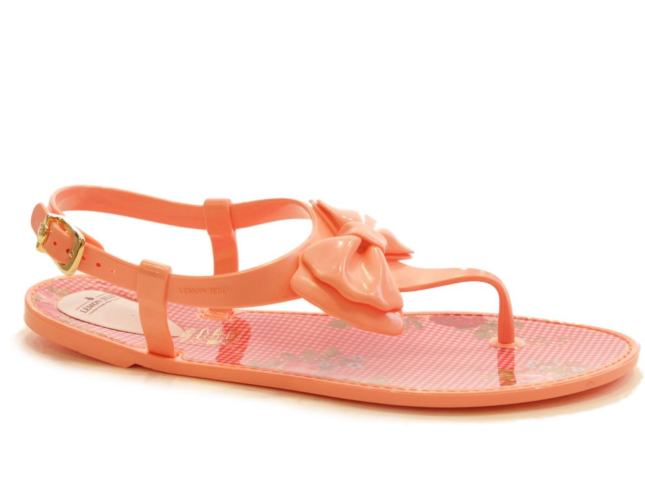 Flat Sandals Lemon Jelly - 308 ROSÉ