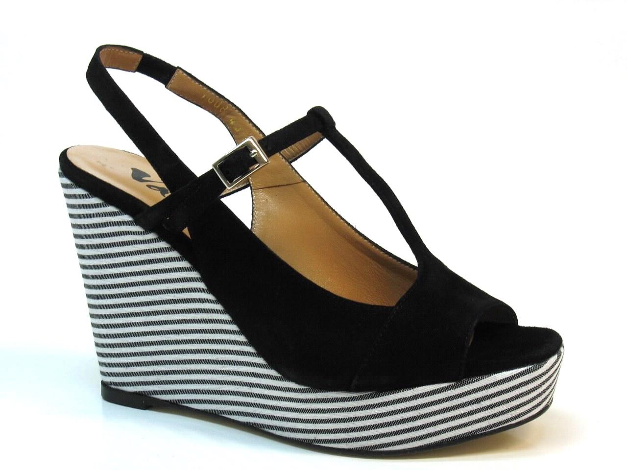 Sandalias de Cuña Vannel - 001 7608