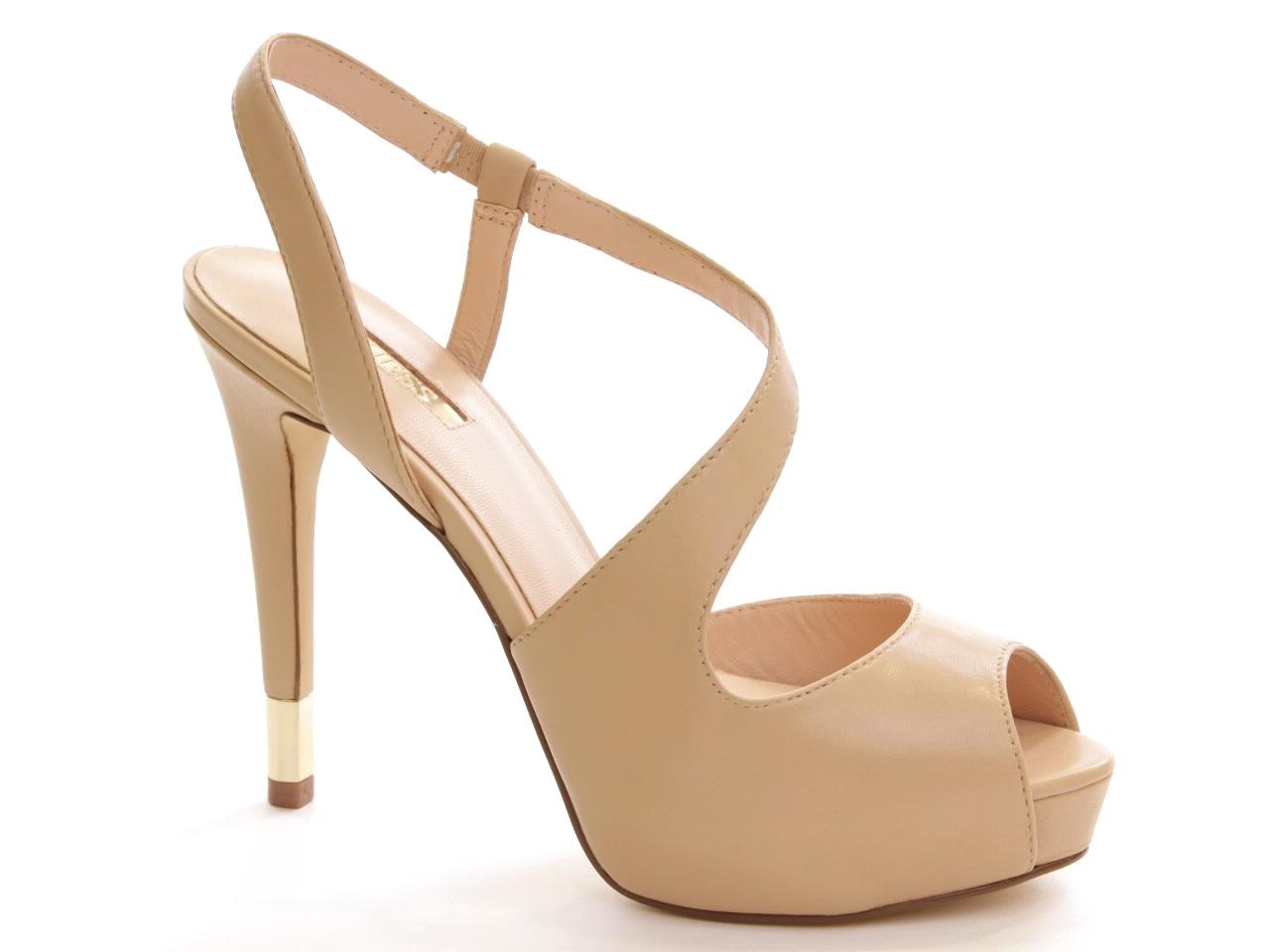 Sandálias de Salto Guess - 465 FL2HIRLEA07