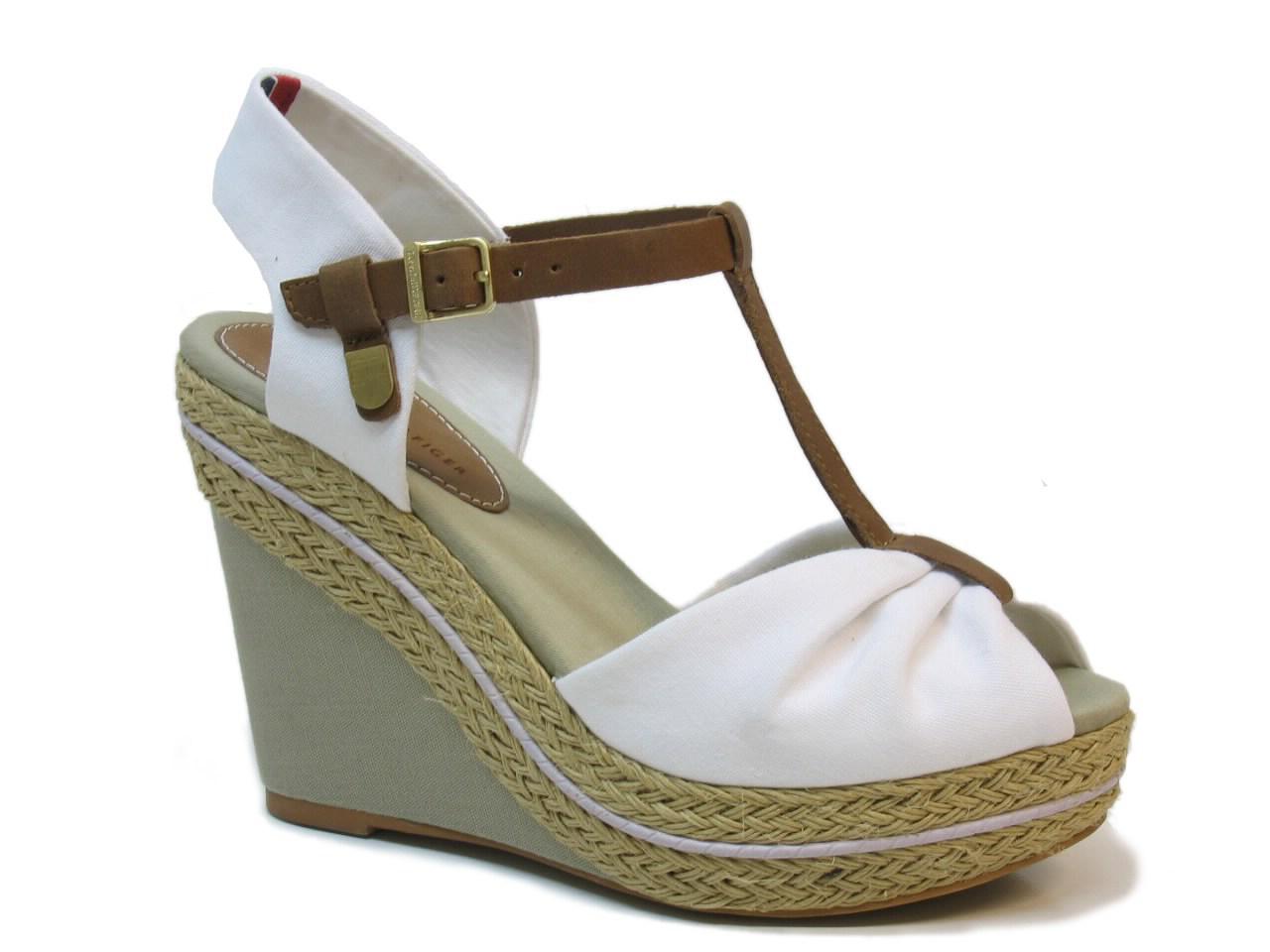 Sandalias de Cuña Tommy Hilfiger - 309 15460
