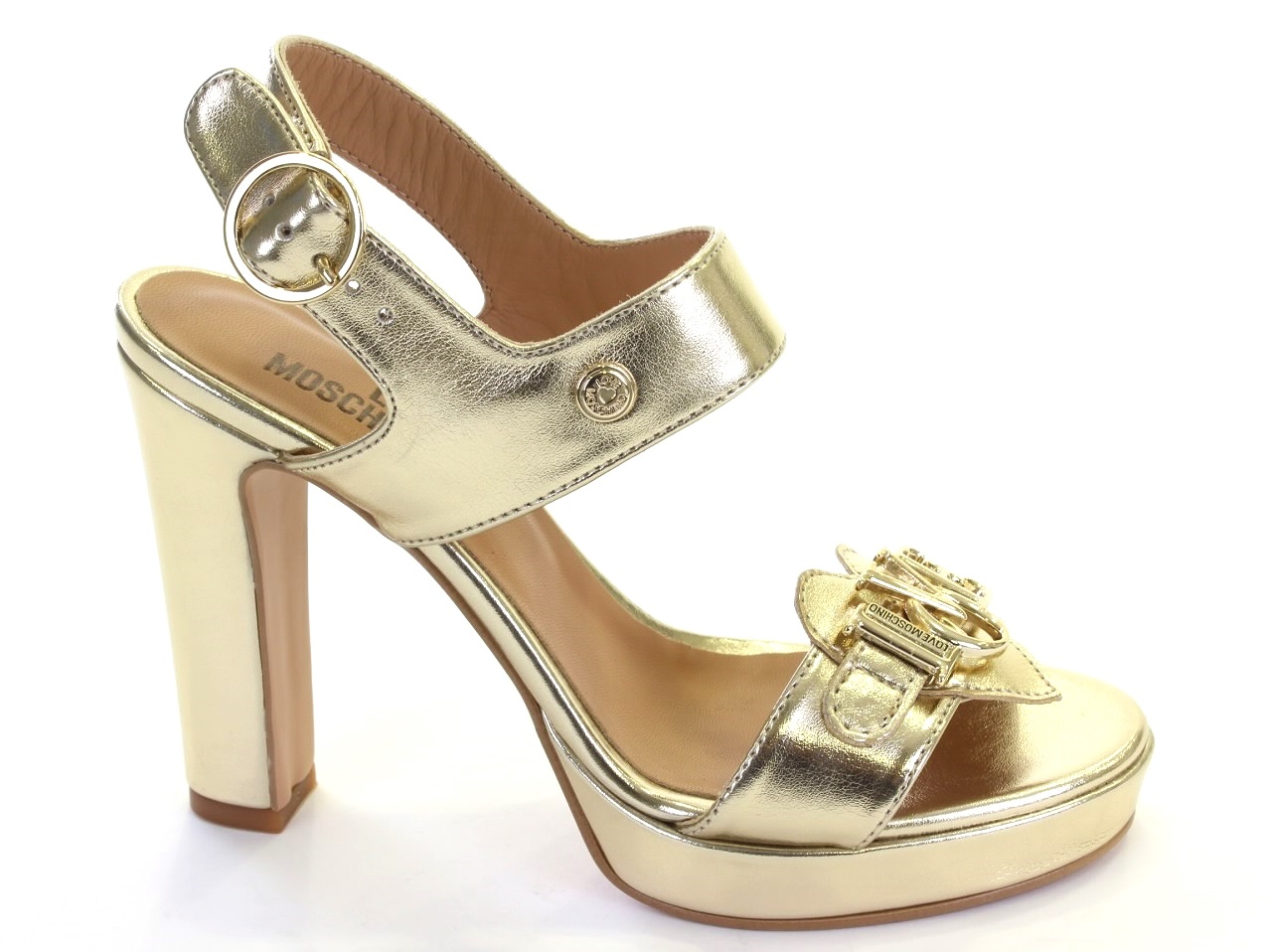 Sandales à talons Love Moschino | Moschino - 664 JA1621AC05JI0900