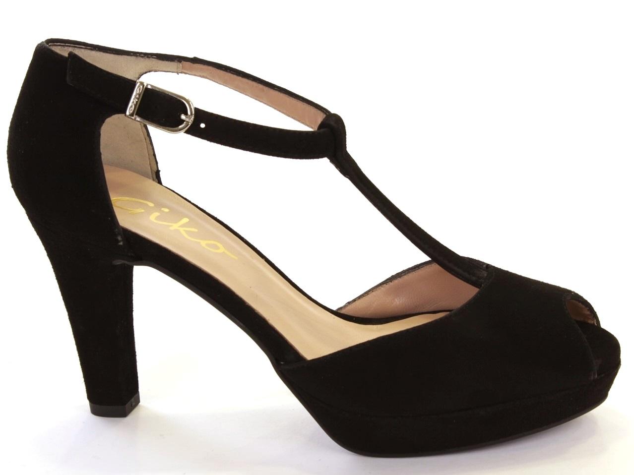 Sandálias de Salto Giko - 476 15565