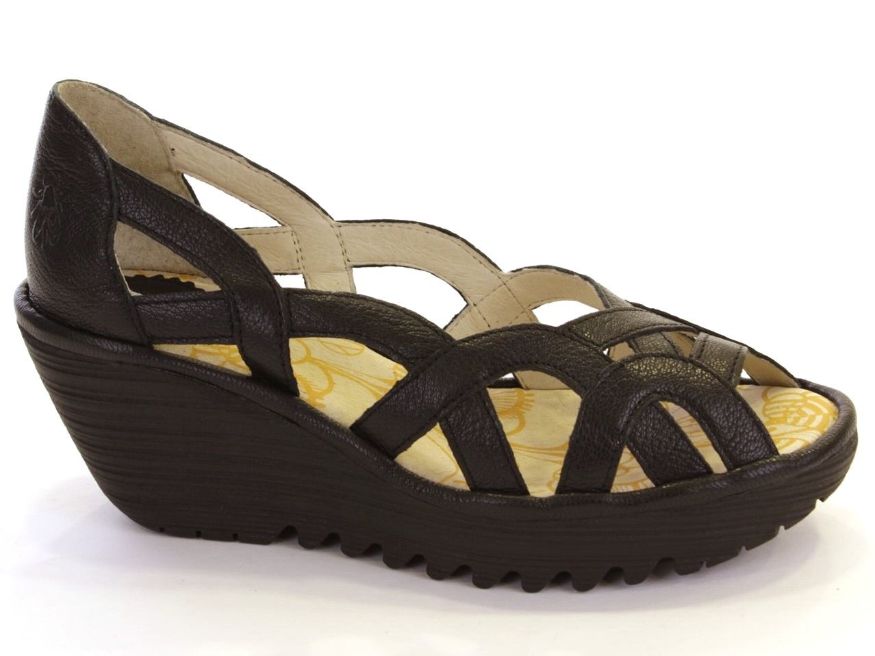 Chaussures à Talons Compensés Fly London - 339 YADI718