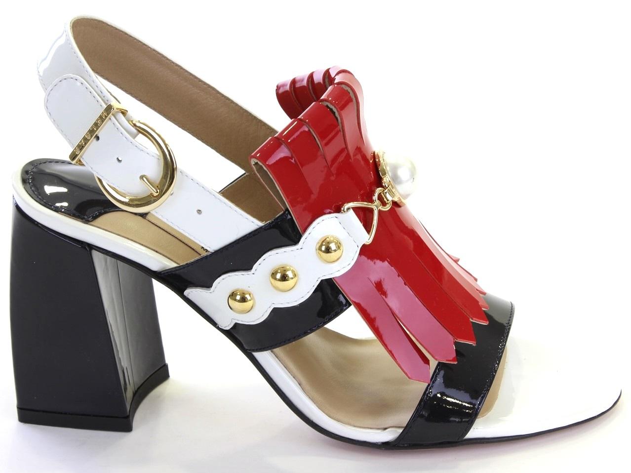 Sandales à talons Helsar - 032 0898