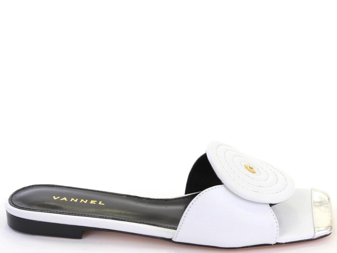 Sandálias Baixas Vannel - 001 9445