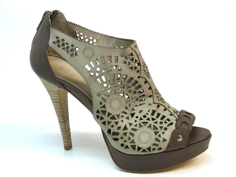 Sandálias de Salto Helsar - 0322162