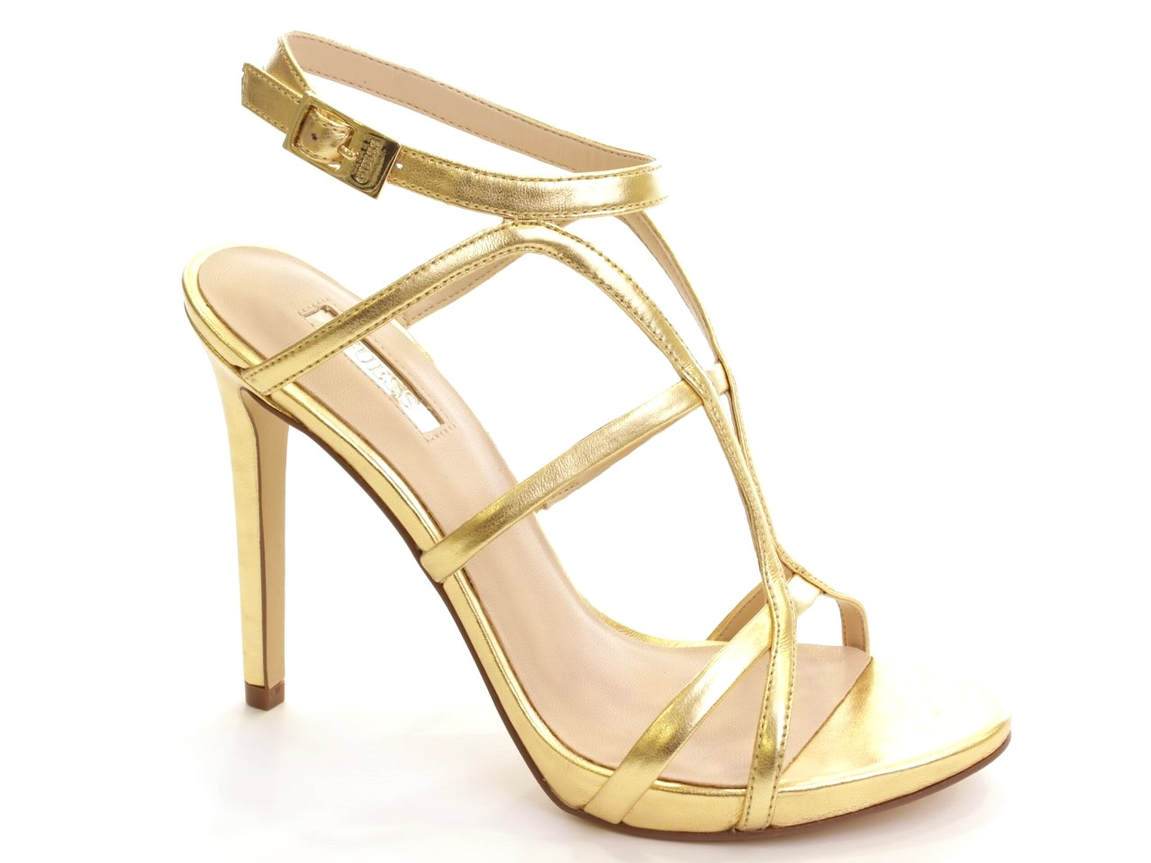 Heel Sandals Guess - 465 FLAE22 LEL03