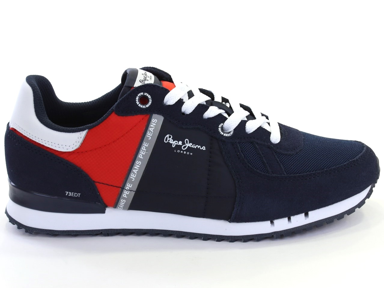 Sneakers and Espadrilles Pepe Jeans - 608 PMS30612