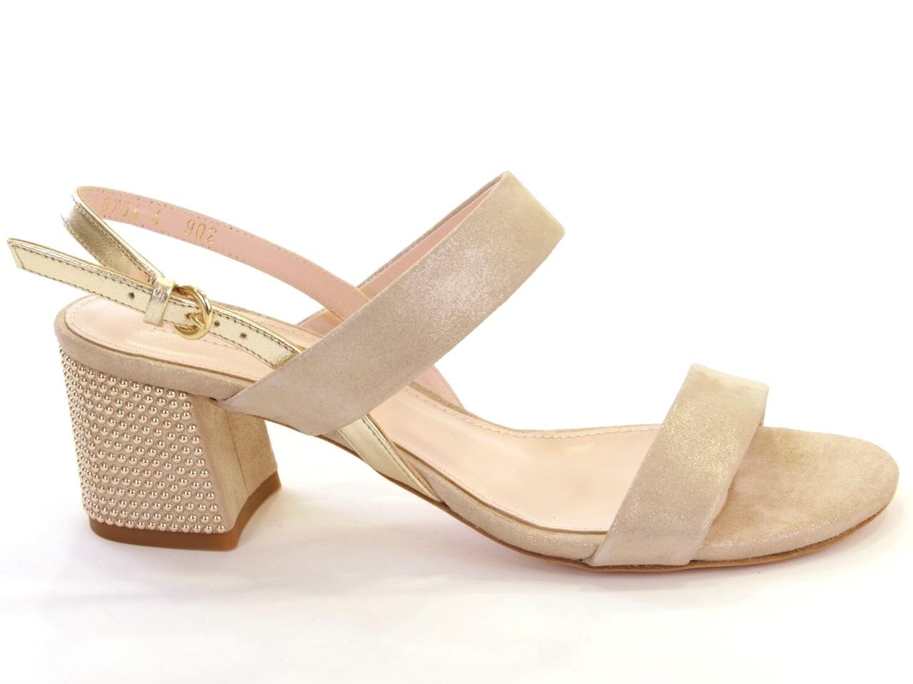 Heel Sandals Vannel - 001 8704