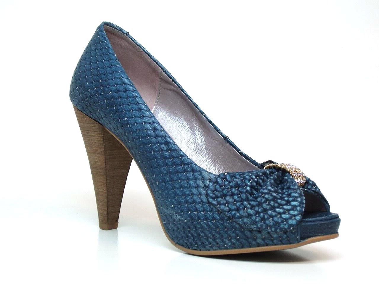 Sapatos de Salto Anónima - 4695838