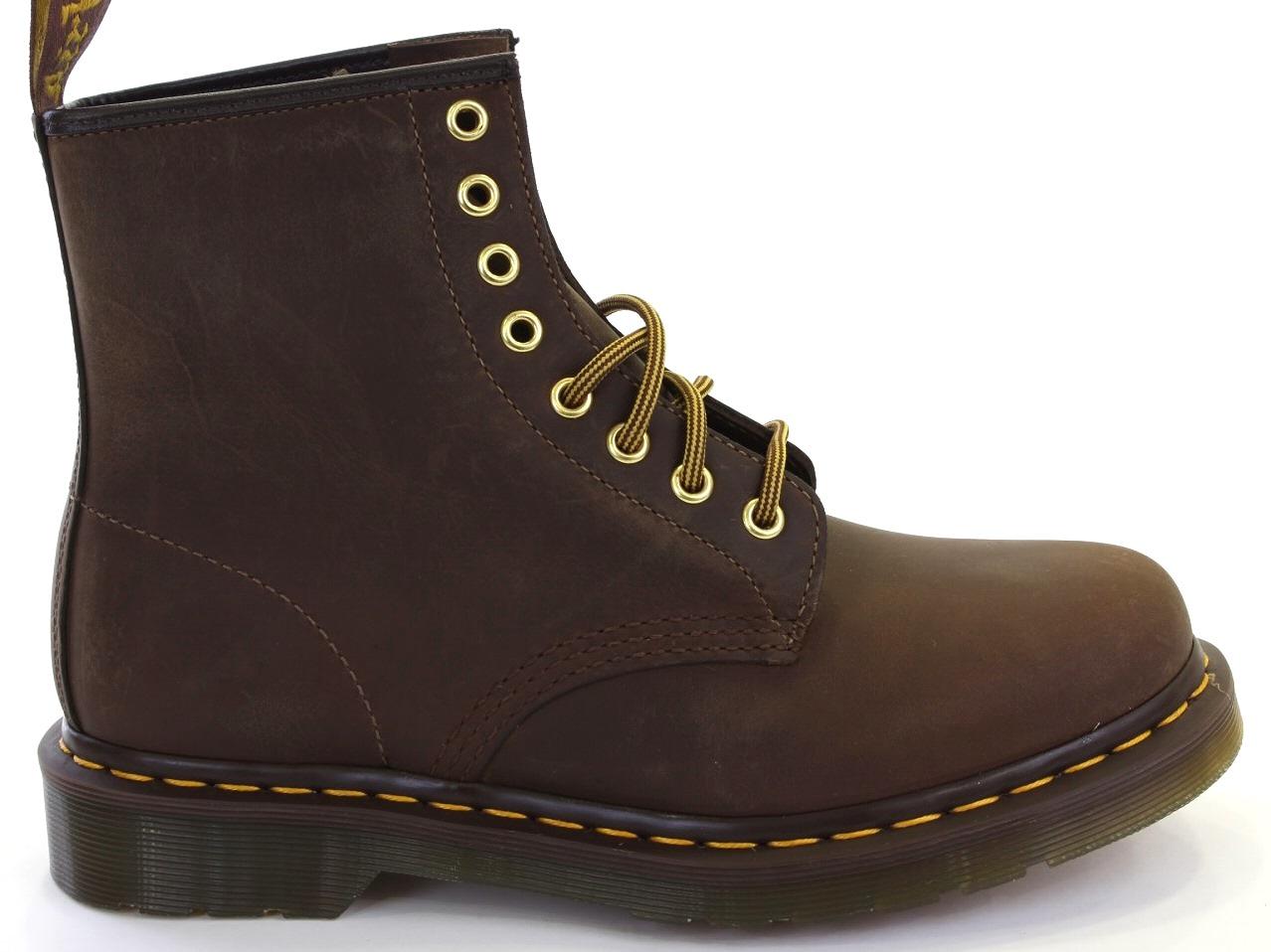 Flat Ankle Boots Dr. Martens - 689 BOTA 1460 8 EYE