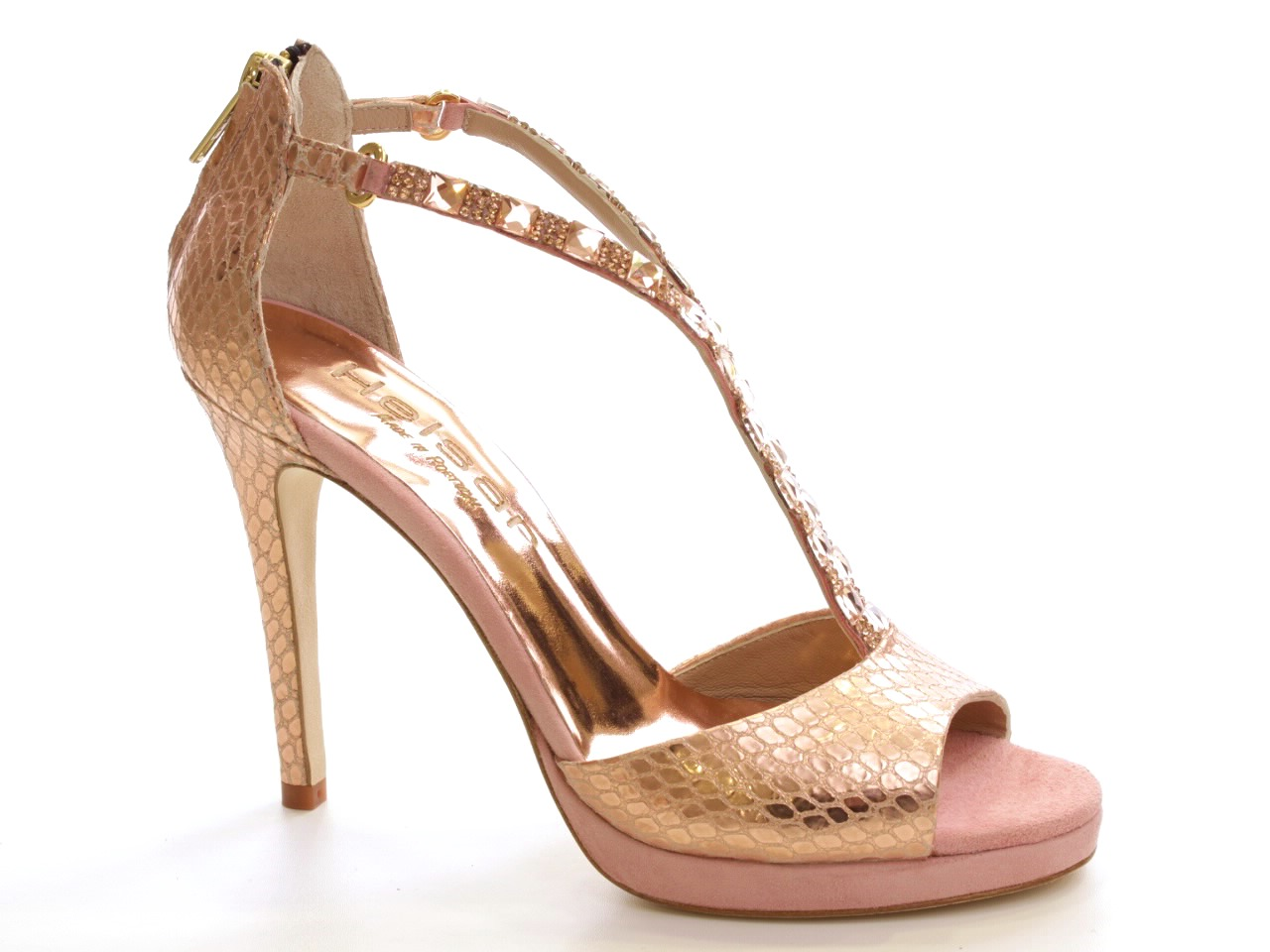 Sandálias de Salto Helsar - 032 1385