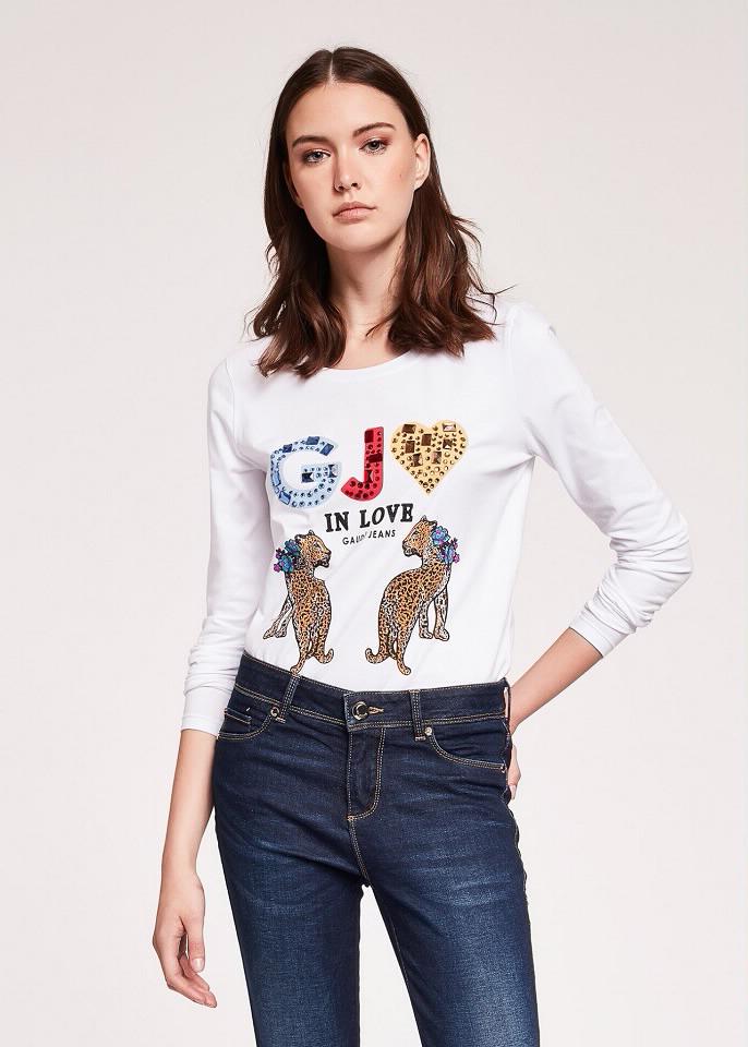 T-shirts, Tops, Tunics Gaudi Jeans - 628M 921BD64001