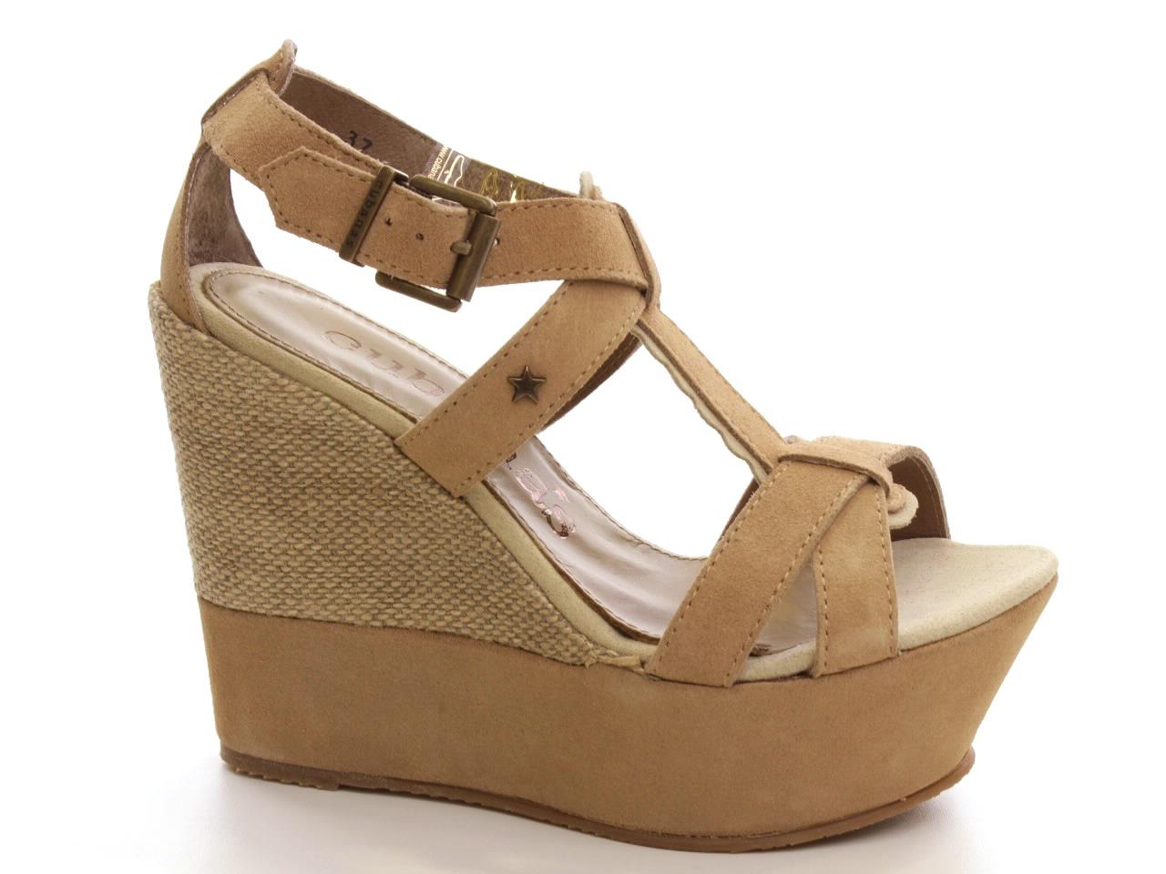 Wedge Sandals Cubanas - 334 SLIM410