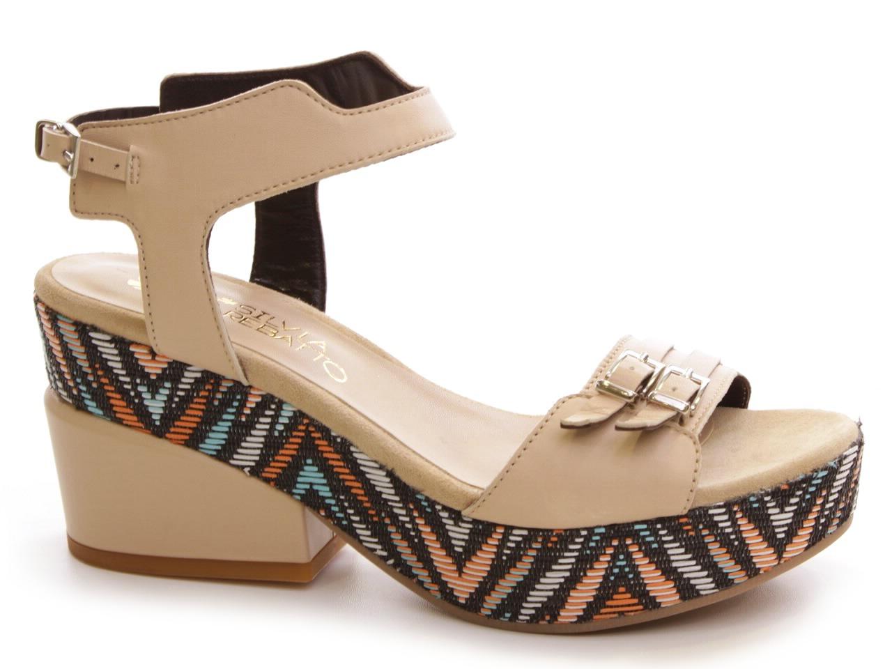 Sandálias de Cunha Silvia Rebatto - 019 S9234
