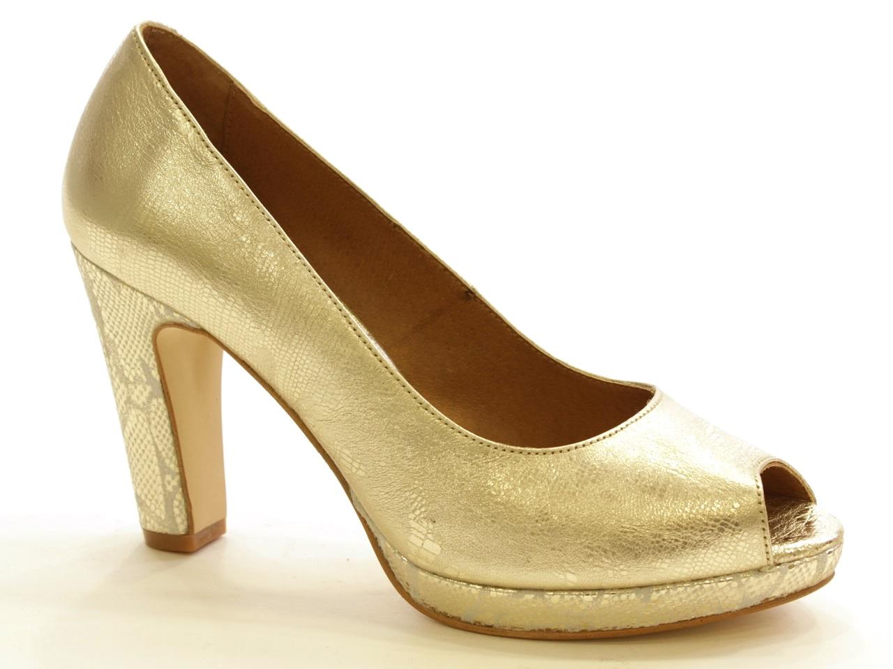 Sapatos de Salto Miriam - 019 M5023
